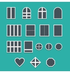 Various Windows vector