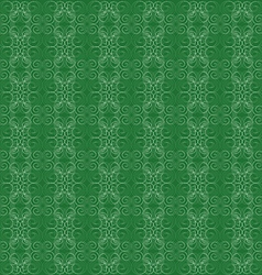 pattern cucumber vector image vector image