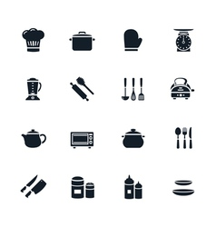 Kitchenware Icon vector image