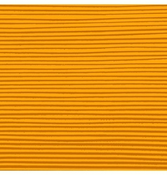 Yellow Lined Background vector image vector image