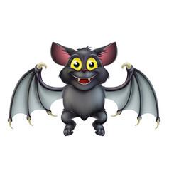 cute halloween cartoon vector image