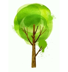 Hand drawn Tree vector