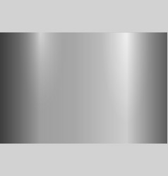 bright gray metallic texture shiny polished metal vector image