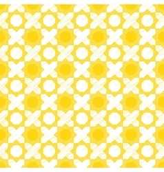 Sketch of geometric traditional pattern vector