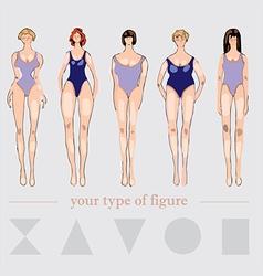 figure vector image