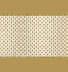 golden geometric pattern 4v3 seamless vector image