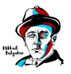 Mikhail bulgakov vector