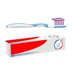 teeth hygiene vector image vector image
