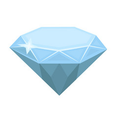 Gem diamond a valuable prize in the casinokasino vector