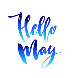 Hello may quote vector