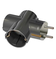 Power divider vector