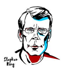 Stephen king vector