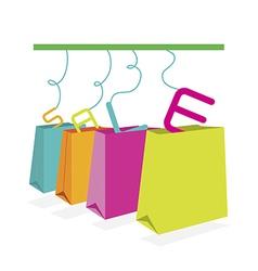 Sales design vector image