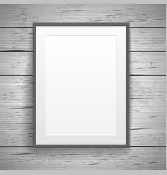 Blank paper poster vintage background vector
