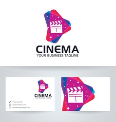Cinema Media vector
