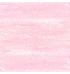 Watercolor pink grunge texture background vector