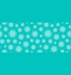 covid19-19 coronavirus abstract background vector image