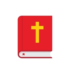 Holy Bible Religious Christian vector image