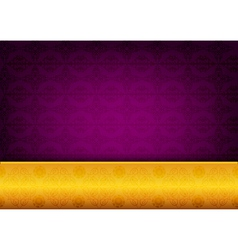 Purple abstract paper vector image vector image