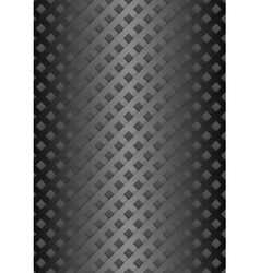 Abstract dark grey mesh background vector