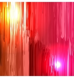 Abstract light multicolored striped vector