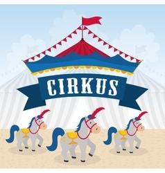 Circus icon design vector