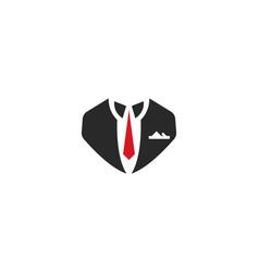 Tuxedo logo vector