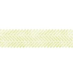 Abstract textile parquet horizontal seamless vector image vector image