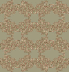 an abstract seamless pattern vector image