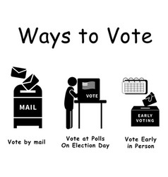 1330 ways to vote election vector