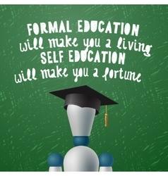 Training Development self education concept vector