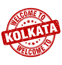 Welcome to kolkata vector