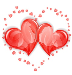 Valentines Day Concept vector image