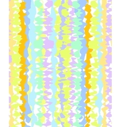 Abstract pattern of colorful vertical stripes vector image vector image