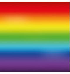 bright rainbow mesh horizontal background vector image
