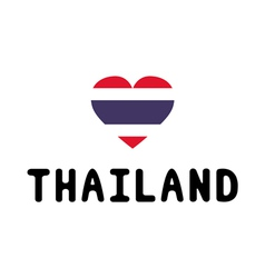 I love Thailand14 vector