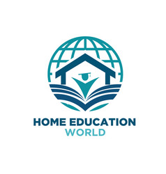 world university logo designs vector image