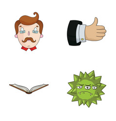 Profession education and other web icon vector