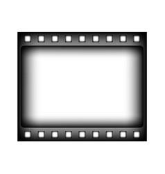 film strip sign icon vector image vector image