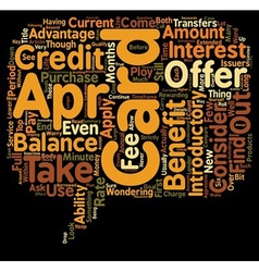 Apr credit cards you can find text background vector