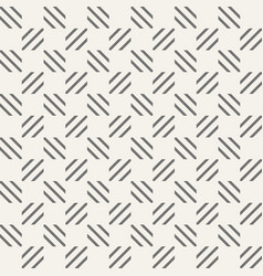 pattern with diagonal lines vector image