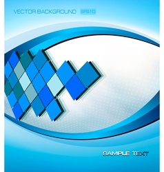 Abstract elegant business vector image vector image