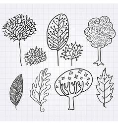 TreeLeaf vector image vector image