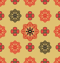 Chinese pattern6 vector image