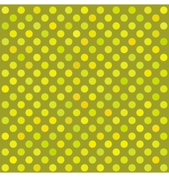 yellow-green vector image
