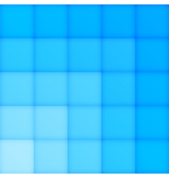 Abstract blue tiles background vector