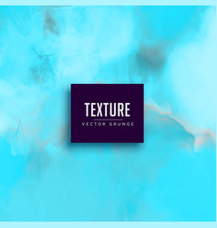 Blue watercolor texture background vector