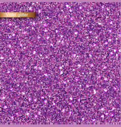 purple glitter texture realistic detailed vector image