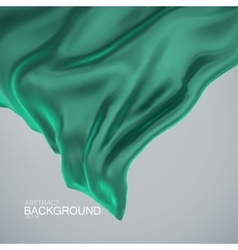 Silk fabric vector