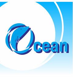 World ocean day 3 vector